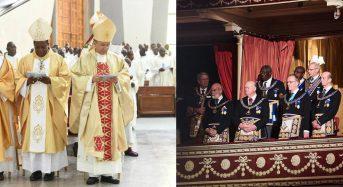 La Conférence des évêques de Côte-d'Ivoire réaffirme l'incompatibilité entre la foi catholique et la franc-maçonnerie