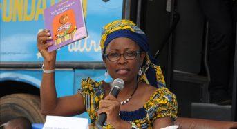 Salon du livre d'Abidjan: «Quand les enfants ont compris, c'est que le monde à tout compris», Michèle Tanon Lora