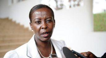 Macron soutient la Rwandaise Louise Mushikiwabo à la tête de la Francophonie (OIF)
