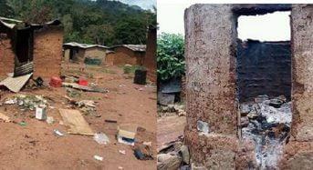 Gbonné Côte-d'Ivoire: Après l'incendie de Gandié, la gendarmerie déployée, 600 sans-abris, l'État appelé au secours