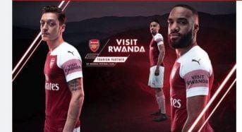 Sponsoring d'Arsenal par le Rwanda à hauteur de 30 millions d'euros, les Pays-Bas s'en mêle