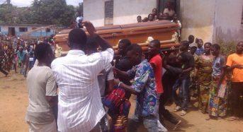 Alépé Côte-d'Ivoire: Trois personnes lynchées à l'issue d'un port du cercueil