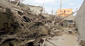 Immeuble effondré à Yamoussoukro en Côte-d'Ivoire: Les pompiers annoncent 10 morts et la «fin des fouilles»