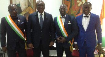 Côte-d'Ivoire: Toujours à la recherche de la réconciliation et de la paix, Méambly rencontre Hambak