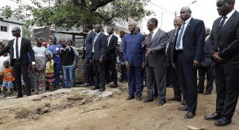 Inondations: La France disposée à aider la Côte-d'Ivoire «pour améliorer l'anticipation des événements extrêmes»
