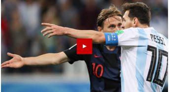 Mondial: Le Nigeria peut-il aider l'Argentine au bord du gouffre battue 0-3 par la Croatie ?