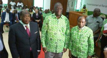 «Le PDCI et l'opposition dirigeront la Côte-d'Ivoire en 2020», selon Prao Yao Séraphin