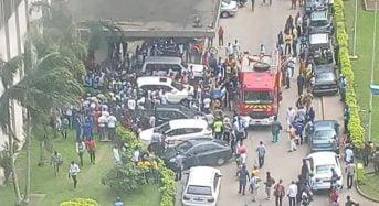 Suicide ou accident en Côte-d'Ivoire ? Une jeune dame meurt après avoir chuté de la Tour C