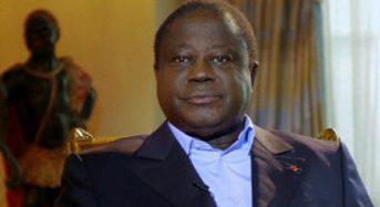 Côte-d'Ivoire: Bédié demande à tous les militants du PDCI de «ne pas s'associer» à l'AG constitutive du parti unifié RHDP