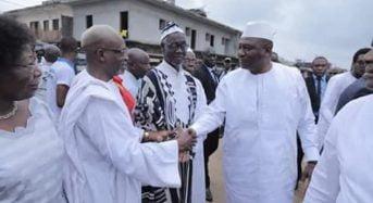 Municipales 2018 à Abobo: Ce que Hamed Bakayoko et la communauté Woroba se sont dits