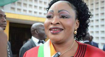 En Côte-d'Ivoire la député Mariam Traoré dément avoir été «interpellée avec de l'or, ni arrêtée»