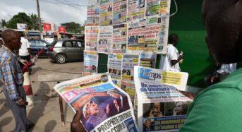 Trois journalistes décèdent en 24 heures en Côte-d'Ivoire