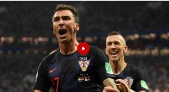 Russie 2018: La France face à une immense Croatie pour une finale déjà historique