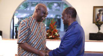 Manu Dibango retourne en Côte-d'Ivoire pour ses 60 ans de carrière musicale