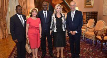 Côte d'Ivoire-Portugal: Ce que Dominique Ouattara a dit au PR Marcelo Rebelo De Sousa