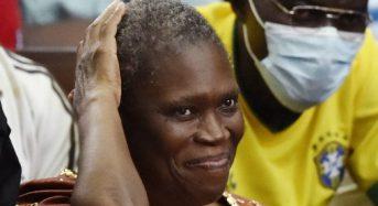 Côte d'Ivoire: Simone Gbagbo est «ravie» d'avoir été amnistiée par Alassane Ouattara