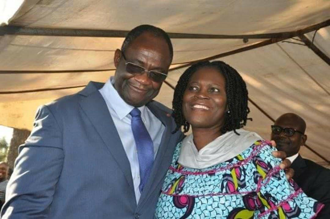 """Côte d'Ivoire: Simone Gbagbo """"très touchée"""" par la visite des cadres de  Gagnoa dont Guikahué - Connectionivoirienne.net"""