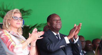 La Côte-d'Ivoire a fêté le 58è Anniversaire de son Indépendance par un grand défilé militaire