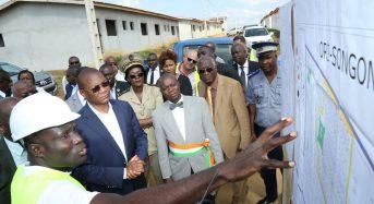 Logements sociaux en Côte-d'Ivoire: Amer, Bruno Koné tacle ses prédécesseurs «Je présente nos excuses»