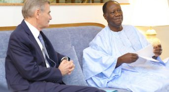 Confidentiel: Un rapport des ambassadeurs de l'UE en Côte-d'Ivoire constate la «Dérive autoritaire du pouvoir, corruption et inégalités sociales»