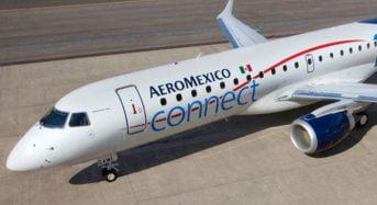 Au Mexique un avion d'Aeromexico avec 101 personnes à bord s'écrase au décollage, aucun mort