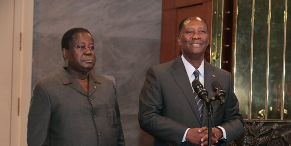 C te d Ivoire vers une rencontre Gbagbo-Ouattara