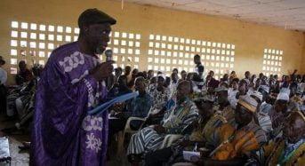 Le conflit frontalier entre Bangolo et Logoualé en Côte-d'Ivoire peut-il être réglé ?