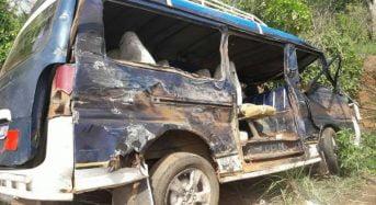 Côte d'Ivoire: Un mini car se renverse avec des fidèles chrétiens , 3 morts dont un pasteur