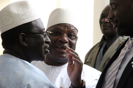 Au Mali Soumaïla Cissé et IBK iront au second tour de la présidentielle