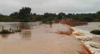 La ville de Tortiya en Côte-d'Ivoire coupée de tout accès par voie terrestre