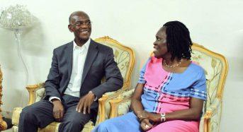 Côte-d'Ivoire: Simone Gbagbo, quand la fille du pays sème la paix et la réconciliation, la rigueur du message induit l'espérance