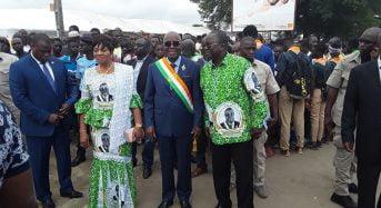 Côte-d'Ivoire: Ahoussou Kouadio, le président du Sénat plaide pour un «dialogue entre Ouattara et Bédié «