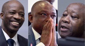Côte-d'Ivoire: KKB après avoir rencontré Blé Goudé et Gbagbo «Notre nation a été fortement éprouvée, il faut la reconstruire…»