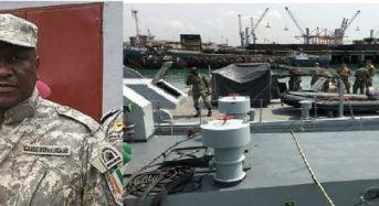 USA-Côte d'Ivoire Base navale de Locodjro: Hamed Bakayoko met fin à «L'opération Junction Rain 2018 »