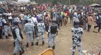 600 gendarmes et policiers en colère en Côte-d'Ivoire