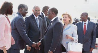 Côte-d'Ivoire: Ouattara à son retour de Chine «il n'y aura pas de report des élections» locales