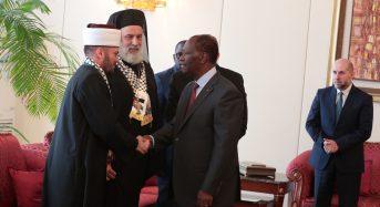 Côte-d'Ivoire: Ouattara invité par Mahmoud Abbas en Palestine