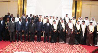 Côte-d'Ivoire: Ouattara préside une rencontre entre les hommes d'affaires ivoiriens et qataris