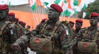 Les meilleures unités au défilé militaire de l'indépendance en Côte d'Ivoire récompensées