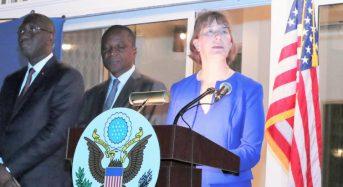 Les États-Unis toujours sans Ambassadeur en Côte-d'Ivoire, depuis novembre 2016