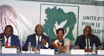 Côte d'Ivoire: «Il n'est pas vain de créer un parti pour aller au RHDP.» (Alcide Djédjé)
