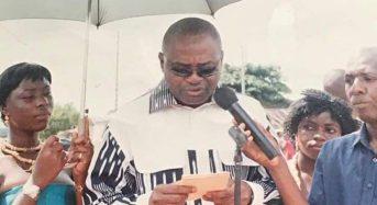Gnamien Konan présente les enjeux de son parti La Nouvelle Côte-d'Ivoire: «Abolir le chômage…»