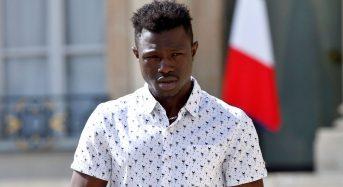 Mamoudou Gassama devient officiellement Français par décret
