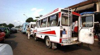 Côte d'Ivoire: Le gouvernement annonce la mise en place d'»une autorité de régulation» du secteur du transport