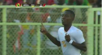 Sans briller, la Côte-d'Ivoire bat le Rwanda à Kigali 1-2 (vidéo)