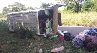Côte d'Ivoire: Une vingtaine de blessés dans un accident sur l'axe Prikro-Daoukro