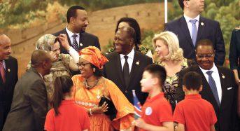 SIDA: Les Premières dames d'Afrique s'imprègnent de l'expérience de la Chine