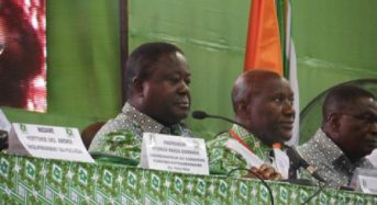 Elections locales en Côte-d'Ivoire: Le parti de Bédié saisit la CEI contre l'utilisation de son logo