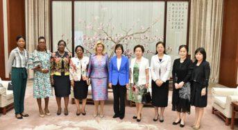 Visite d'État: Les femmes chinoises sous le charme de la Première dame de Côte-d'Ivoire