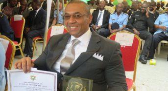 Côte-d'Ivoire: Le maire de Lakota, Samy Merhy reçoit un «Super prix africain de développement»